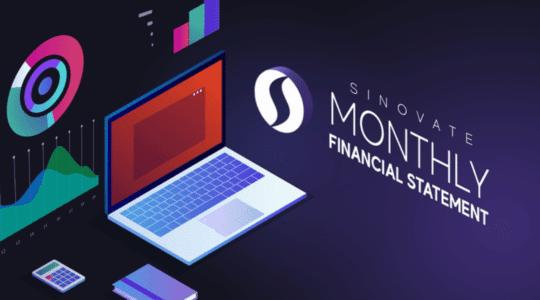 SINOVATE Financial Statement: February 2020