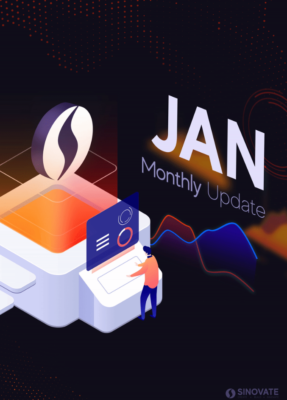 SINOVATE January 2020 Monthly Report