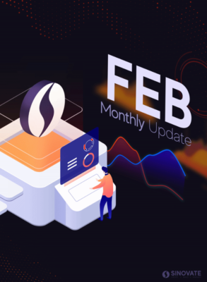 SINOVATE February 2020 Monthly Report