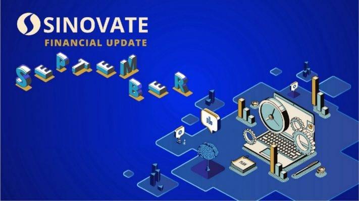 SINOVATE Financial Statement: September 2020