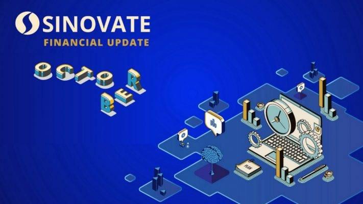 SINOVATE Financial Statement: October 2020