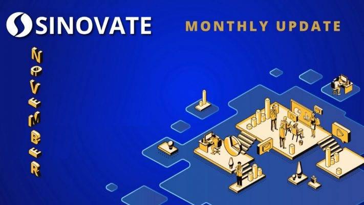 SINOVATE Monthly Report: November 2020