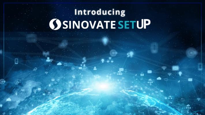 Introducing SINOVATE One-Click setUP: Node creation made easy