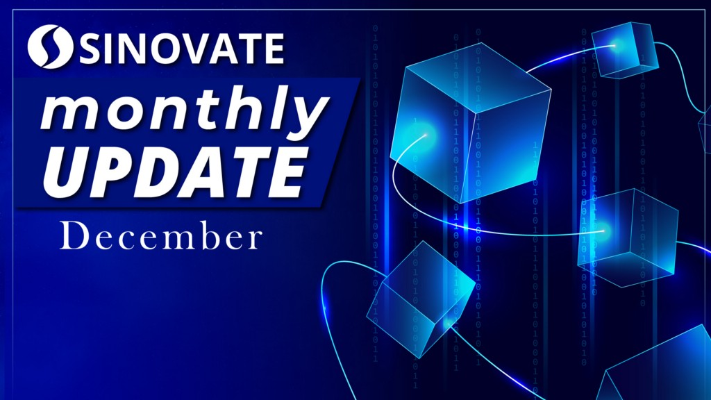 SINOVATE Monthly Report: December 2020