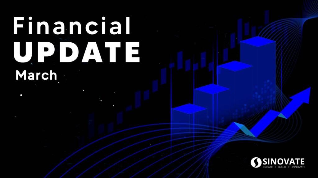 SINOVATE Financial Statement: March 2021