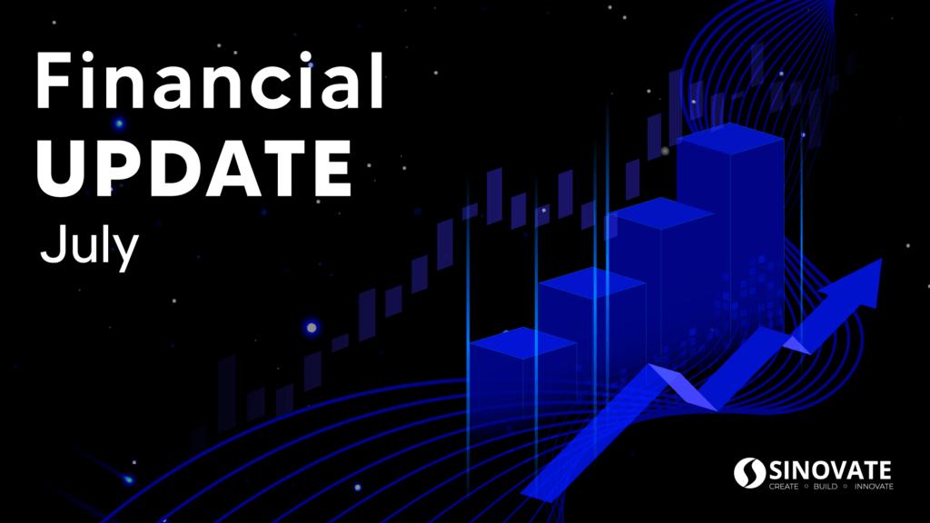 SINOVATE Financial Statement: July 2021