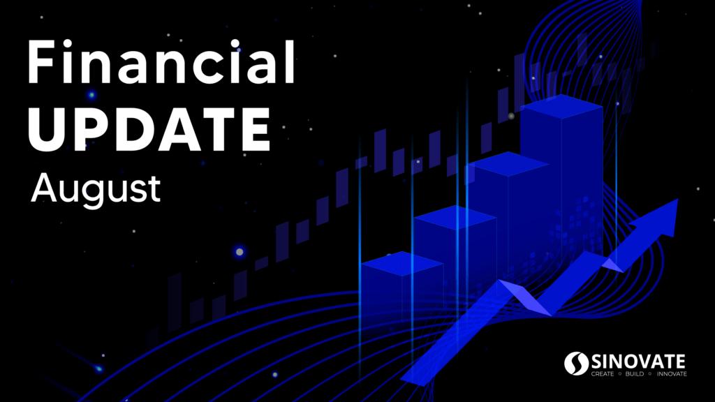 SINOVATE Financial Statement: August 2021