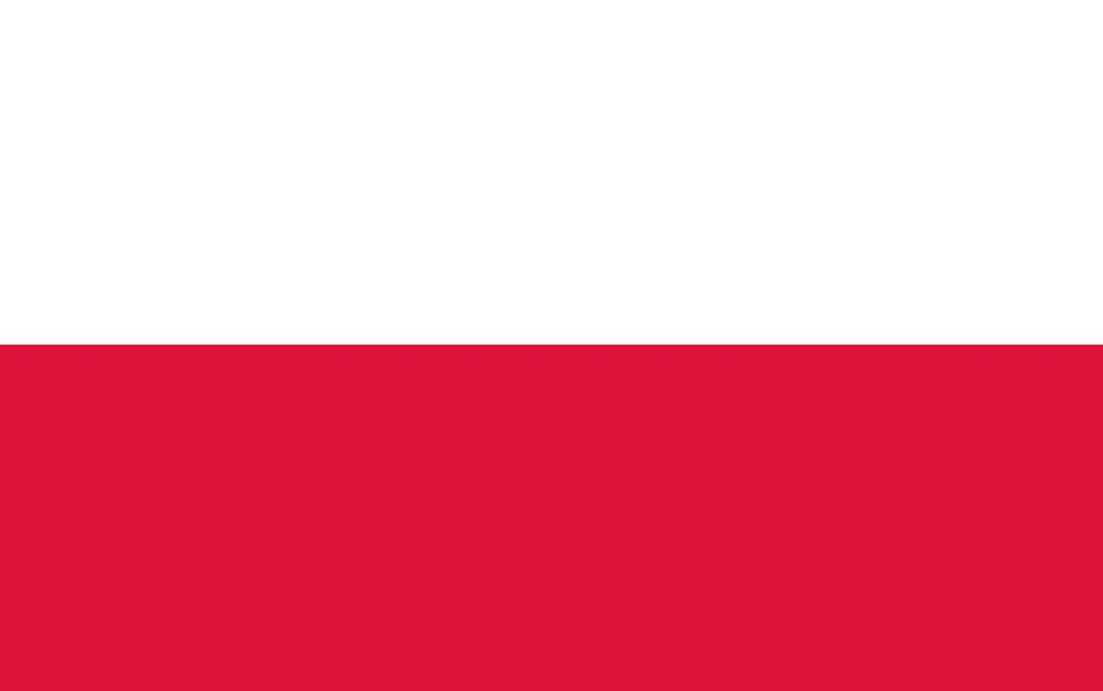 poland flag medium