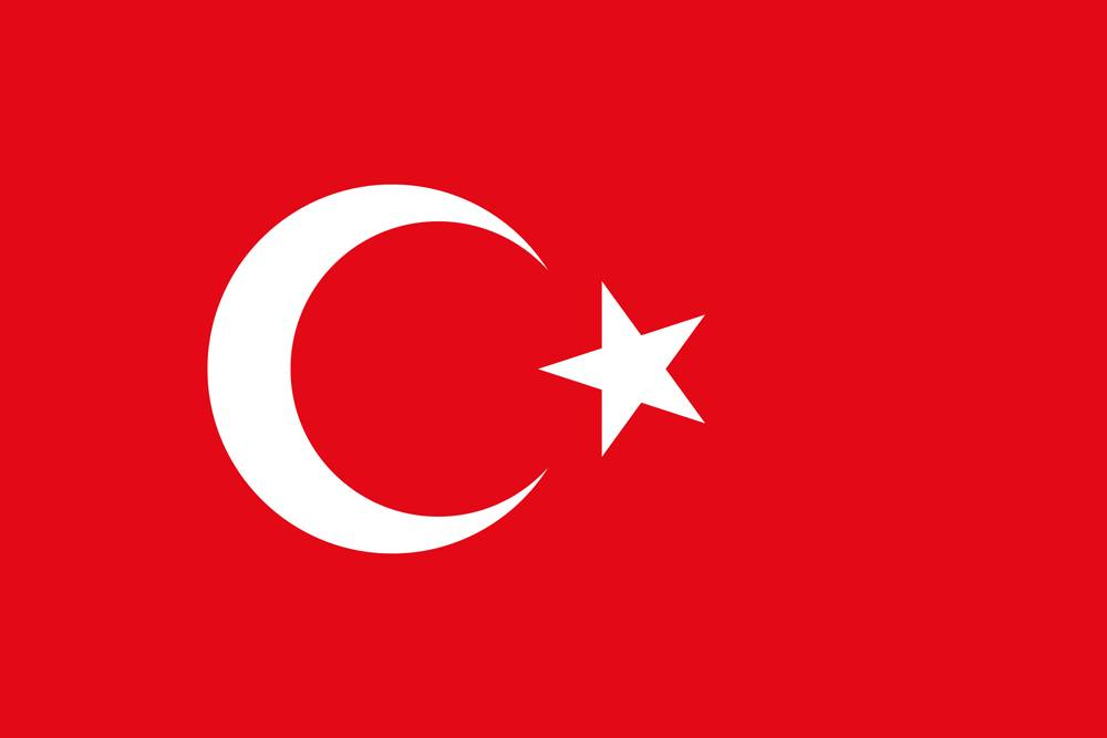 turkey flag medium